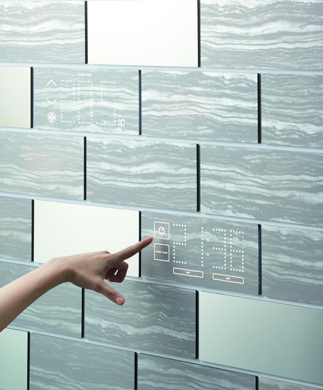 ニューヨーク展示会ICFFに出展し、話題となった「Wall Tile」