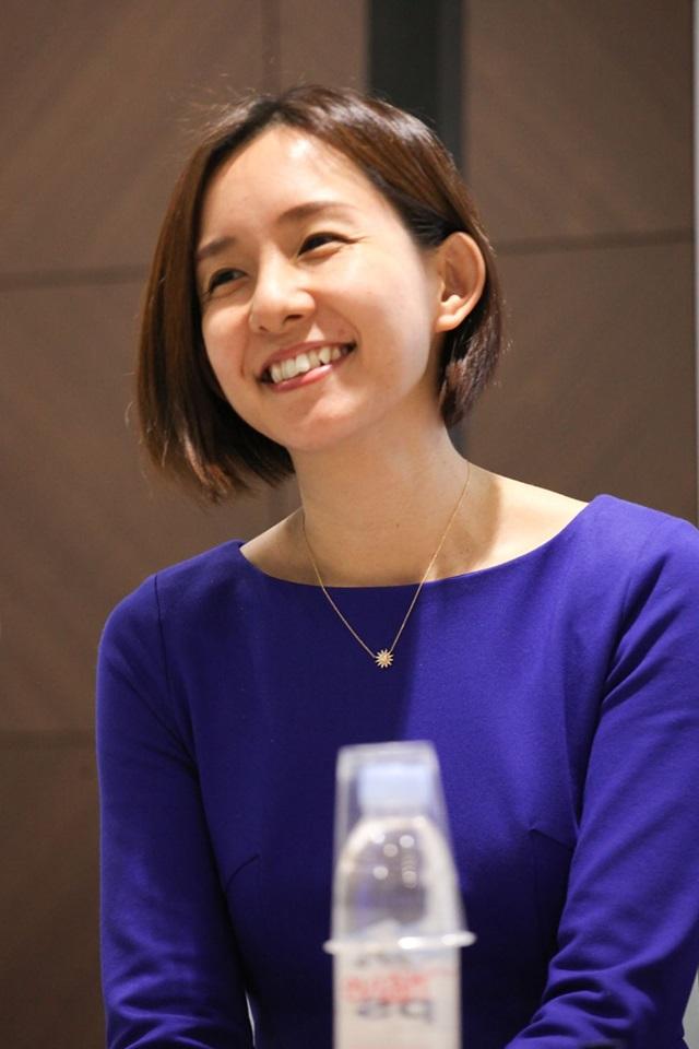 佰食屋を経営する中村朱美さん