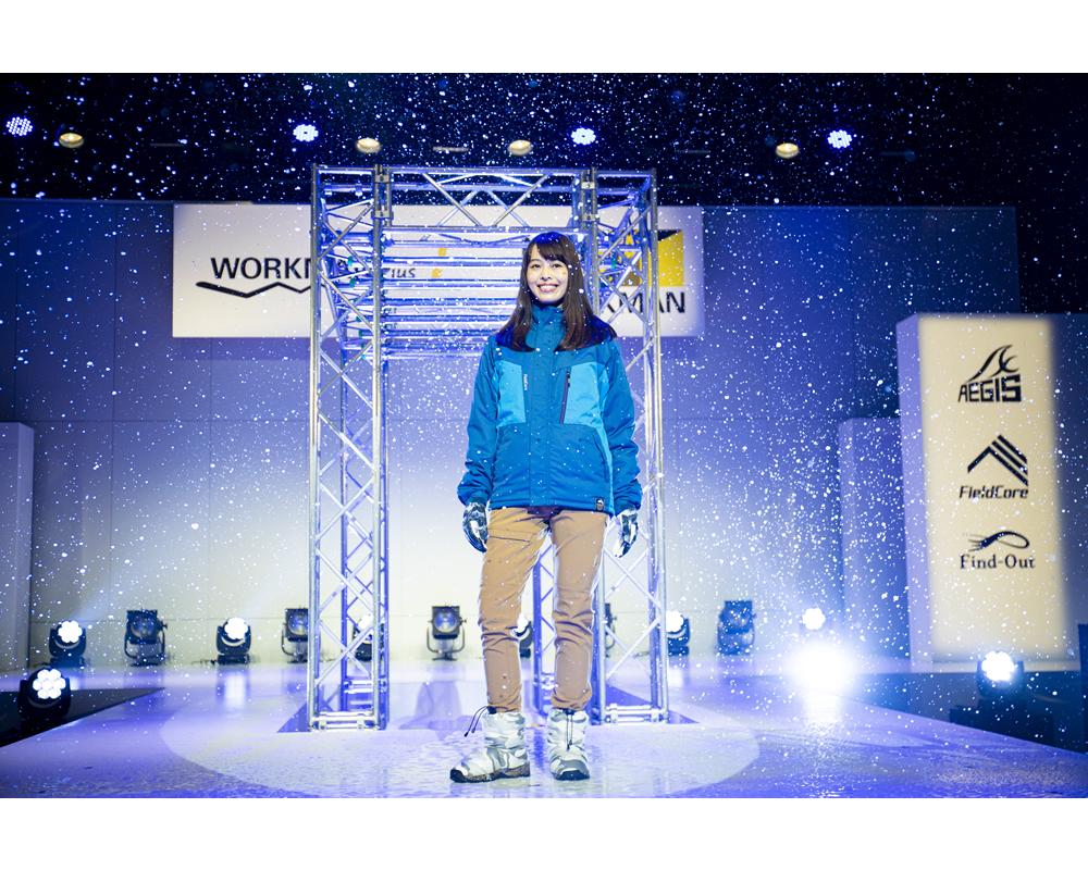 過酷ファッションショー②