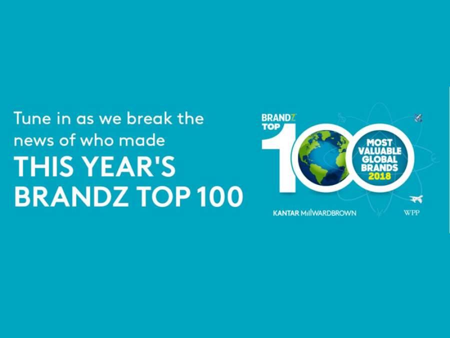 BrandZ(ブランジー)2018:世界で最も価値のあるブランドランキング TOP100