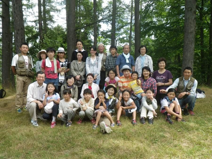 3世代キャンプ