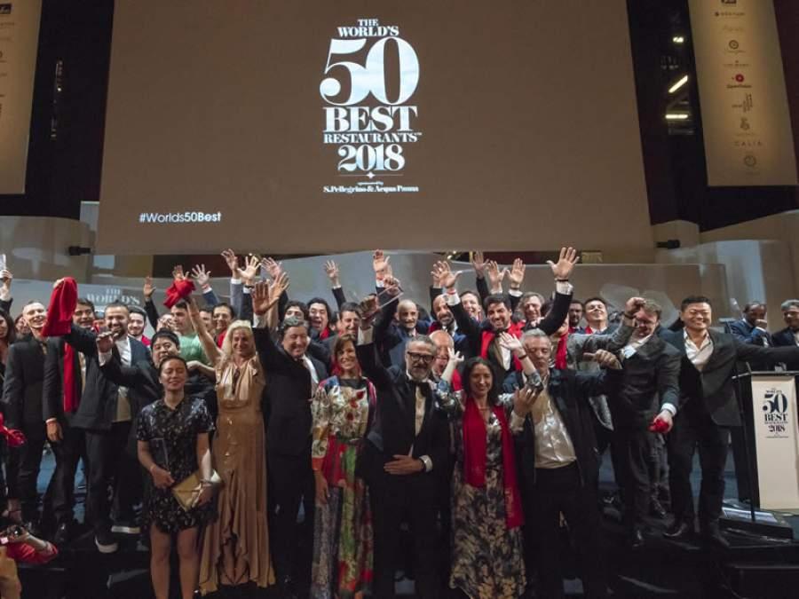 今、世界が注目!「世界ベストレストラン50」とは!?