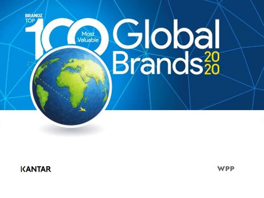 ブランドZ -世界で最も価値のあるブラ ンドランキング Top100-