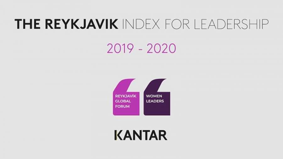 リーダーシップにおける男女の平等性が高い国は、カナダとフランス