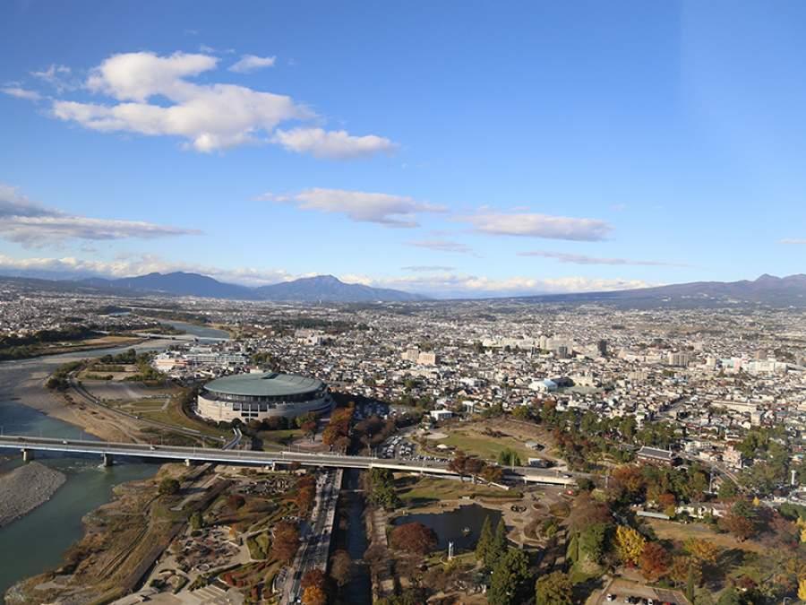 前橋市スーパーシティ構想 :自分らしい人生を幸せにおくる未来都市